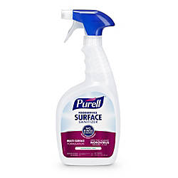 Purell Professional Foodservice Surface Sanitizer Capped