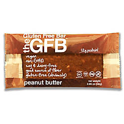 The Gluten Free Bar Peanut Butter