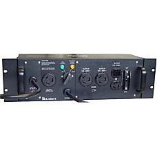 Liebert MicroPOD 4 Outlets PDU