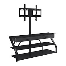 Altra Glass and Metal TV Stand