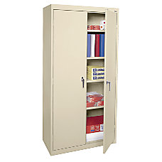 Sandusky 72 Steel Storage Cabinet With
