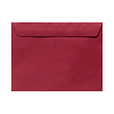 LUX Booklet Envelopes 6 x 9