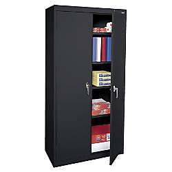 Sandusky 72 Steel WeldedAssembled Storage Cabinet
