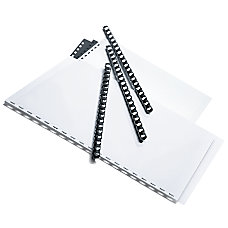 Office Depot Brand 38 Binding Combs