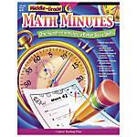 Creative Teaching Press Math Minutes Grades