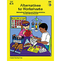 Creative Teaching Press Language Arts Alternatives