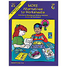 Creative Teaching Press Language Arts MORE