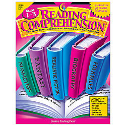 Creative Teaching Press Reading Comprehension Graphic
