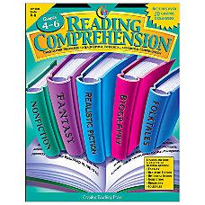 Creative Teaching Press Reading Comprehension Graphic