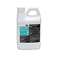 3M Bathroom Disinfectant Cleaner Concentrate 19
