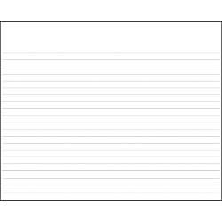 Creative Teaching Press Notebook Paper Charts