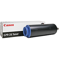 Canon GPR 26BK Black Toner Cartridge