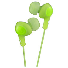 JVC Gummy Plus In Ear Headphones
