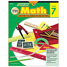 Creative Teaching Press Advantage Workbook Math