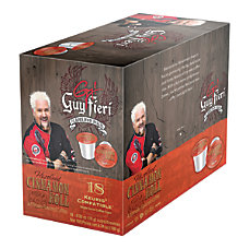 Guy Fieri Flavortown Roasts K Cups