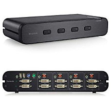 Belkin OmniView Advanced Secure Dual head