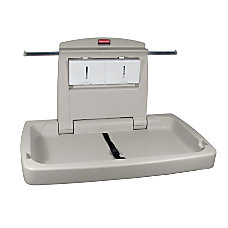 Rubbermaid Sturdy Station 2 Changing Table