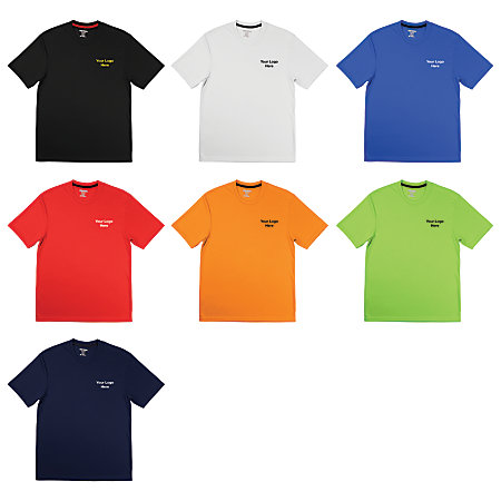 Performance T Shirt By Office Depot Officemax