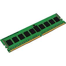 Kingston ValueRAM 8GB DDR4 SDRAM Memory