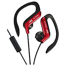 JVC Sports Ear Clip Headphones with