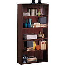 HON 10700 Series Laminate Bookcase 5