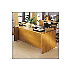 HON 10700 Series Laminate Double Pedestal