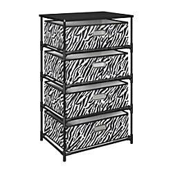 Altra End Table Storage Unit 4