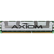 Axiom 4GB DDR3 1600 ECC RDIMM