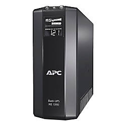 APC® Back-UPS® XS Series Battery Backup, BN1080G, 1080VA/650 Watt