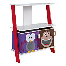 Altra Kids Bookcase Luci Ladder 3