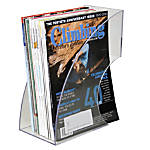 Innovative Storage Designs Deluxe Magazine Rack