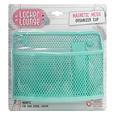 Locker Lounge Magnetic Mesh Organizer Cup