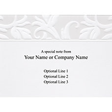 Custom Printed Stationery Note Cards 4