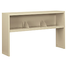 HON Open Hutch 60 Wide Putty