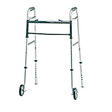 Invacare Dual Blue Release Walker Junior