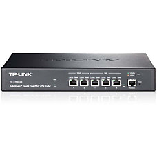 TP LINK SafeStream Gigabit Dual WAN