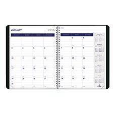 Blueline DuraGlobe Monthly Planner FSC Certified