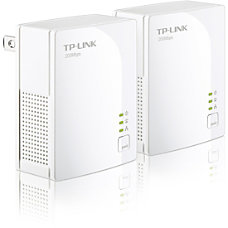 TP LINK AV200 Nano Powerline Adapter
