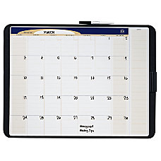 Quartet Tack Write Monthly Dry Erase