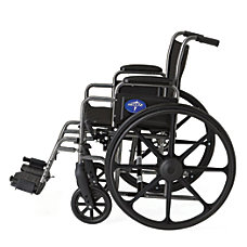 Medline K1 Basic Wheelchair Swing Away
