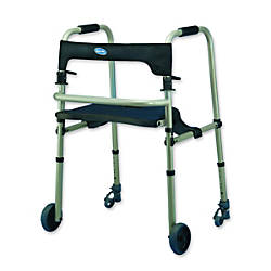 Invacare WalkLite Walker Fits Users 55