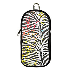 Calculator Case Zebra