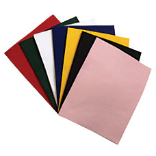 ChenilleKraft One Pound Felt Sheets 30