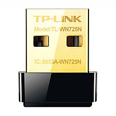 TP LINK Wireless N Nano USB
