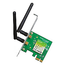 TP LINK TWireless N PCI Express