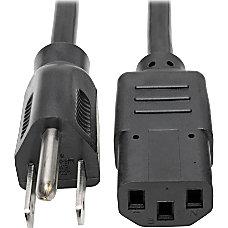Tripp Lite Standard Power Cord for