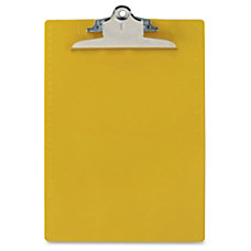 Saunders Recycled Plastic Clipboard 1 Clip