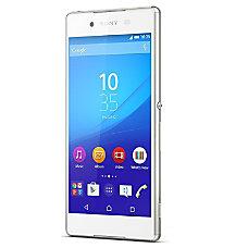 Sony Xperia Z3 Cell Phone White