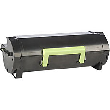 Lexmark 500UA High Yield Black Toner