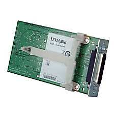 Lexmark 14F0100 1 port Serial Interface